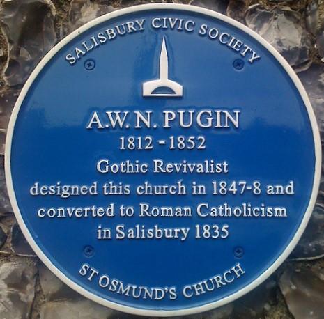 Augustus Pugin (1812 – 1852)