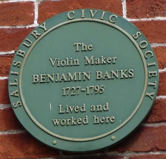 Benjamin Banks (1727 – 1795)
