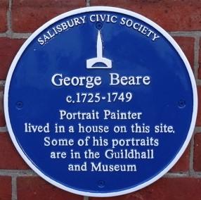 George Beare (1725? – 1749)