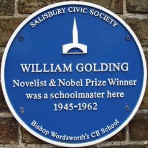 Sir William Golding (1911 – 1993)