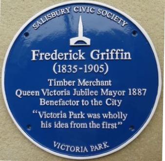Frederick Griffin (1835 – 1905)