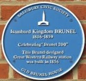 Isambard Kingdom Brunel (1806 – 1859)