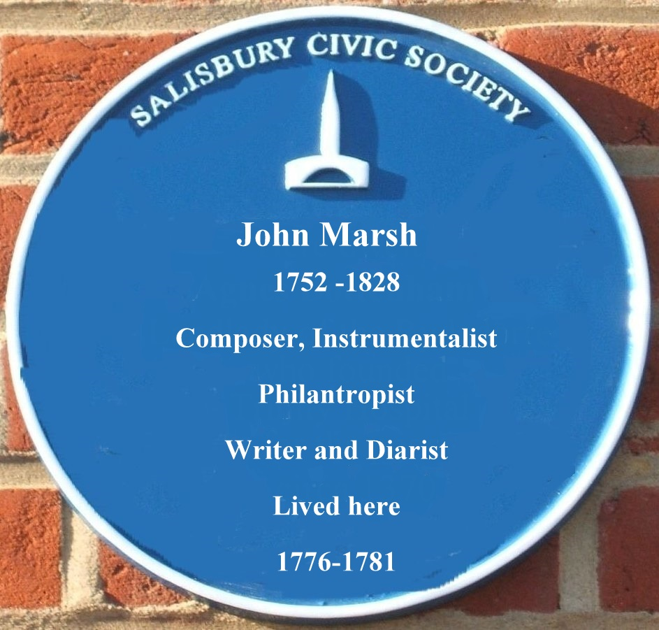 John Marsh (1752 – 1828)