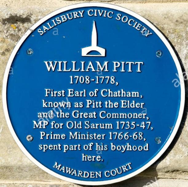 William Pitt the Elder (1708 – 1778)