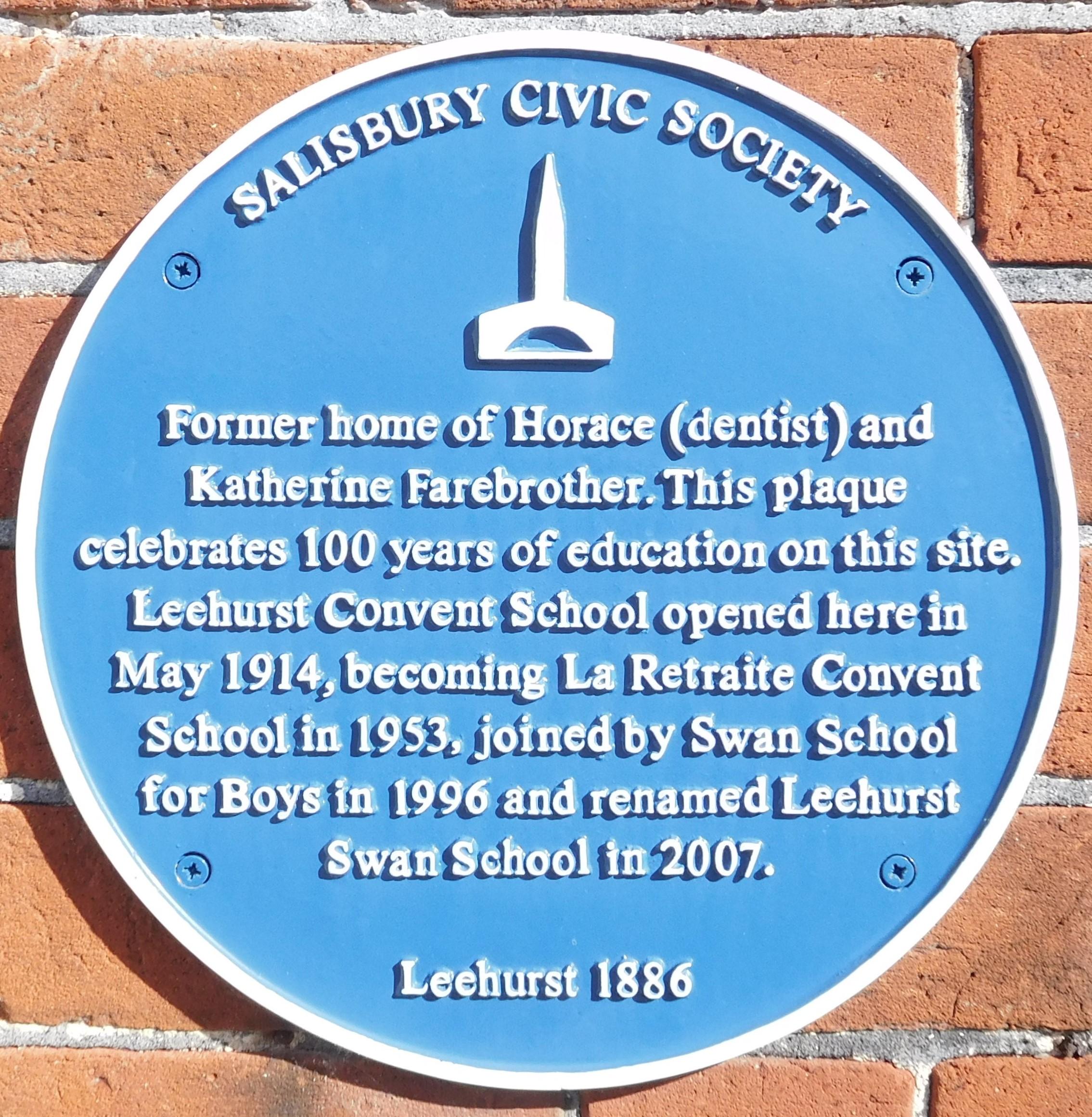 Leehurst Swan School